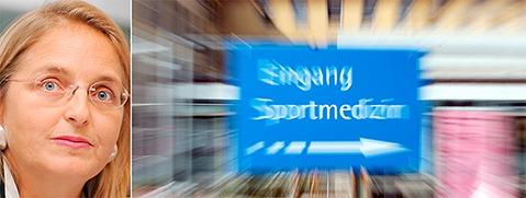 Doping-Kommission geht in einer Schlammschlacht unter