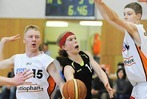 Fotos: U14-Basketballer des USC Freiburg – M�dchen und Jungen gemeinsam stark!
