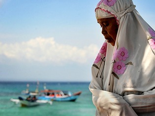Hotels mit Gebetsr�umen gen Mekka: Indonesien wirbt um muslimische Touristen
