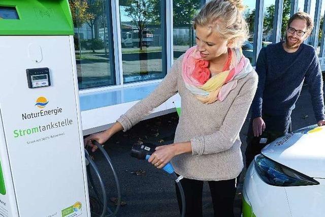 my-e-car: Der Energiedienst für die Mobilitätswende