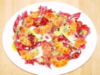 Macht munter: Salat-Kombi aus Radicchio, Orangen und Fenchel