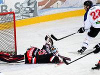 EHC Freiburg gewinnt gegen Deggendorfer SC mit 2:1