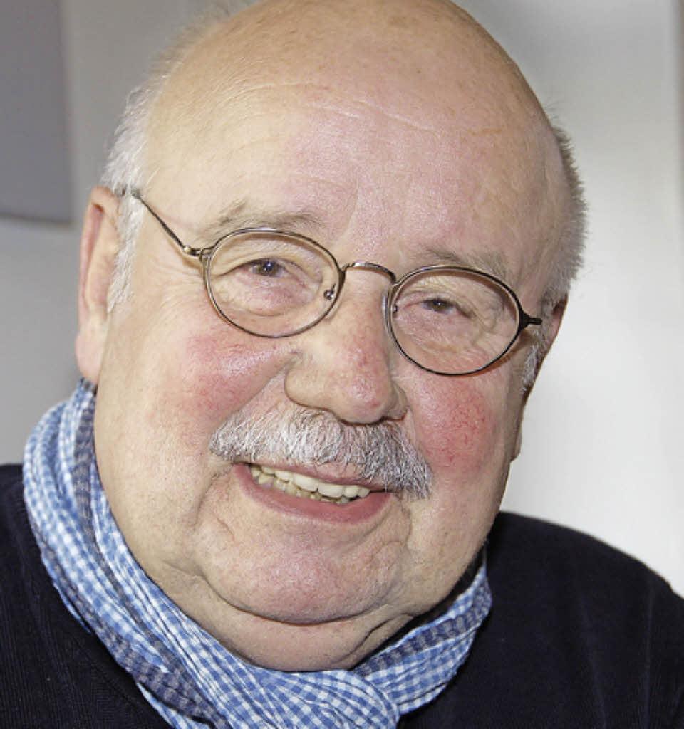 """<b>Klaus Wächter</b>, Vorsitzender der IGV, plant derzeit den ersten """"Tag der <b>...</b> - 101577039"""