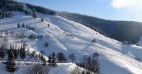Skifahren am Wiedener Eck: Weg vom Rummel