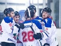 EHC Freiburg gewinnt gegen Deggendorf 6:2