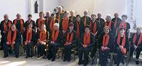 Der Kirchenchor Stein konzertiert in der katholischen Kirche Stein