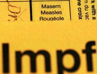 Masern gibt es doch: Impfgegner muss 100 .000 Euro zahlen