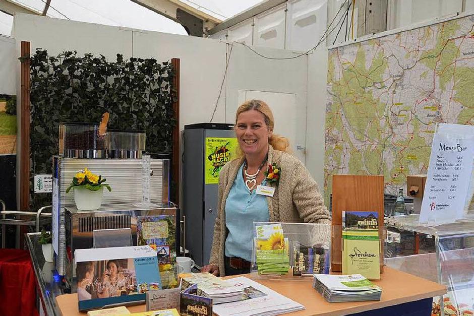 Impressionen vom Auftritt der Gemeinden Rheinfelden, Rheinfelden/Schweiz und Grenzach-Wyhlen an der Regio-Messe (Foto: Martina Proprenter)