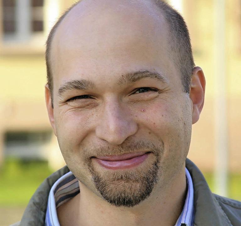 """Günther Roth, Biochemiker, Mitarbeiter...Day"""" - Erfinder des Gen-Kopierers    Foto: Privat"""