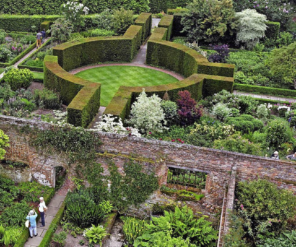 England ist ein garten weil am rhein badische zeitung for Gartengestaltung grillecke