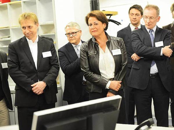 """Das Motto lautet: """"WRF trifft Badische Zeitung"""""""