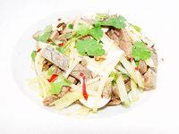 Rindfleischsalat asiatisch: Frisch wie der Fr�hling