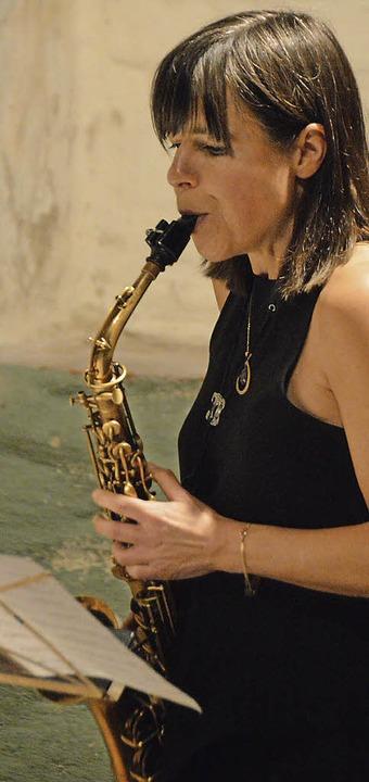 Christine Rall   | Foto: Helena Kiefer