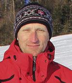Faire Skirennen auch auf Schneeresten