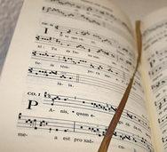 Besondere Musik, die aus benediktinischer Tradition sch�pft