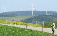 Ehrenkirchen, M�nstertal und Staatsforst einigen sich auf Standort f�r Windr�der an der Gemeindegrenze