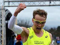 Ergebnisse des Marathons und des Halbmarathons in Freiburg