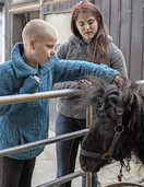 Wie geht es den Geschwistern von chronisch kranken Kindern?