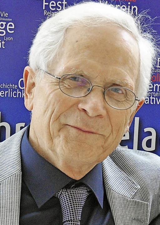 Hubert Schickl   | Foto: Grundig