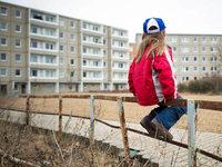 Armut wirkt sich auf Gehirne von Kindern aus