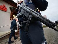 Wieder �berfall auf Sparkasse in Gottenheim: R�uber verletzt