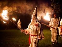 Mehr Polizisten  im S�dwesten beim Ku-Klux-Klan?
