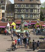 Frühling in Colmar