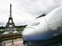 TGV Stra�burg-Paris ist k�nftig 30 Minuten schneller