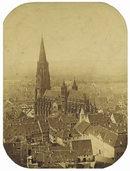 Erstes Foto vom Münster in Freiburg