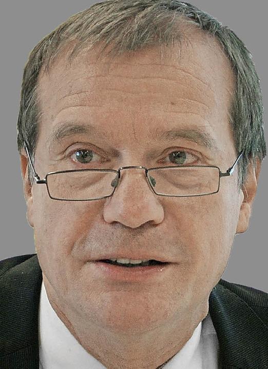 Klaus Eberhardt  | Foto: zvg