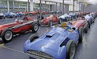 Automobilmuseum in Mulhouse: Ein Eldorado für Oldtimerfreunde