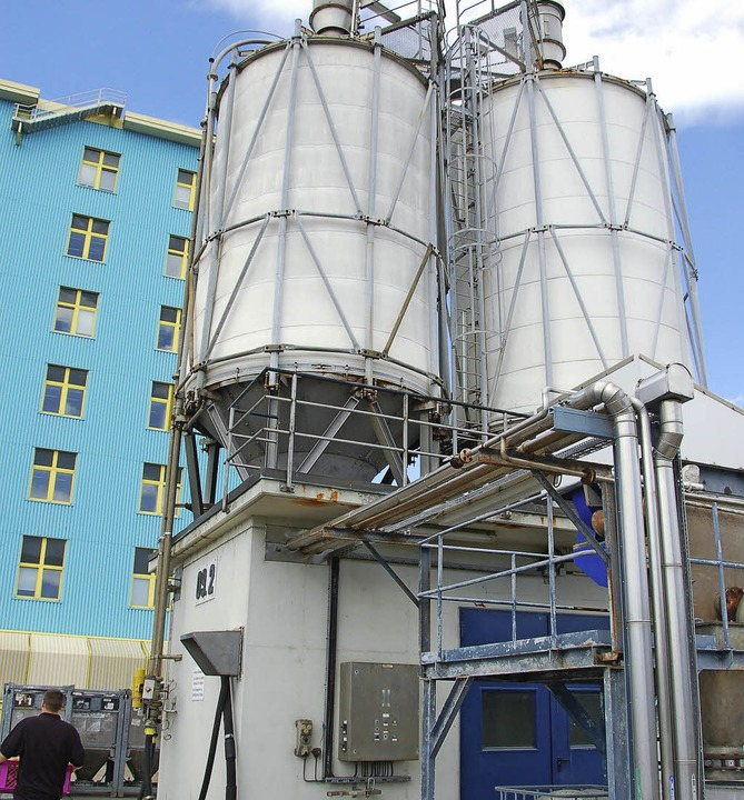 BASF produziert in Grenzach zwei Produkte.   | Foto: Dorweiler