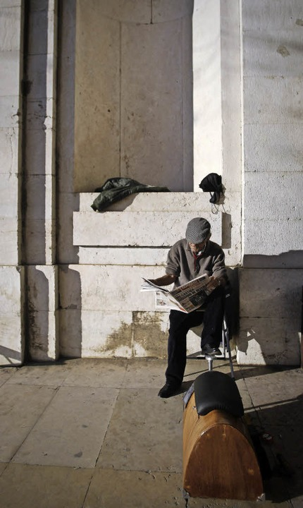 TO GO WITH AFP STORY BY THOMAS CABRAL  | Foto: PATRICIA DE MELO MOREIRA