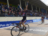 Der Deutsche John Degenkolb gewinnt Paris-Roubaix