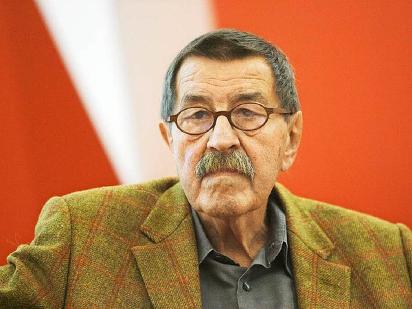 Günter Grass galt als einer der großen deutschen Nachrkriegsliteraten