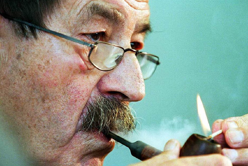 Günter Grass galt als einer der großen deutschen Nachrkriegsliteraten (Foto: dpa)