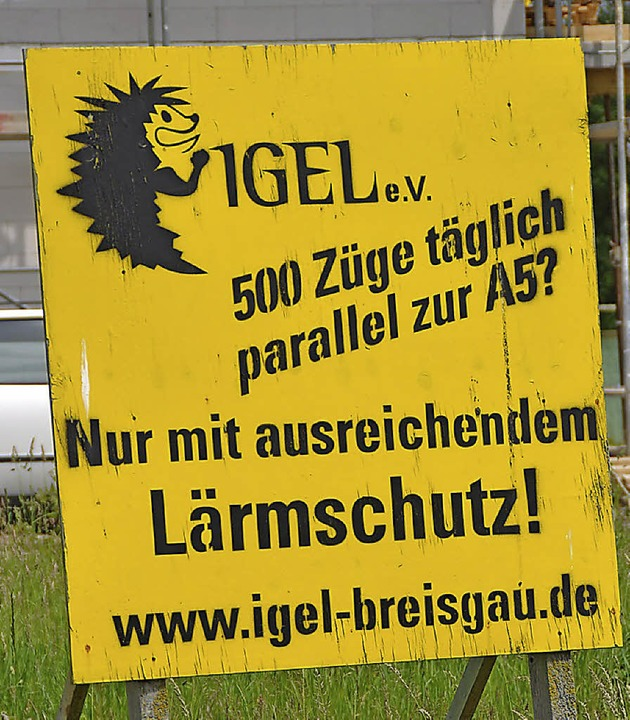 IGEL will weiterhin auf ihre Anliegen aufmerksam machen.   | Foto: Steckmeister