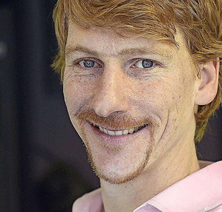 Philipp Nägele     Foto: ingo Schneider