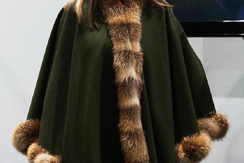 Nachhaltiger Stoff oder absolutes Tabu? Mode aus Schwarzwälder  Fuchspelz. (Foto: Christoph Breithaupt, Christoph Breithaupt)