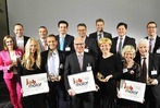 Fotos: Der Jobmotor 2014 – Preisverleihung in der Meckelhalle Freiburg