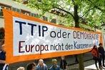 Fotos: Protest gegen TTIP