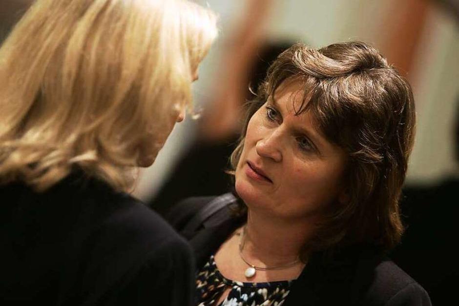 Silke von Freyberg, verantwortlich für die Pressearbeit beim Wirtschaftsverband Industrieller Unternehmen WVIB (Foto: Breithaupt)