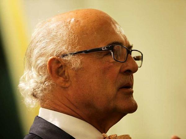 WVIB-Präsident Klaus Endress