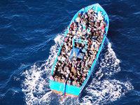 Neues Fl�chtlingsdrama im Mittelmeer: 700 Tote bef�rchtet