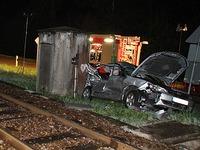 Nach Kollision mit Zug: Zweite Tochter gestorben