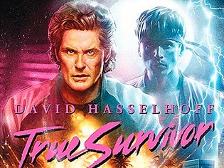 Trashiges Video im Retrostil: David Hasselhoff sorgt f�r Furore
