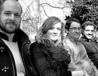 """The Young Offbeat Stage"" des Jazzfestivals Basel im Jazzcampus"