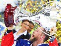 Mannheim k�rt sich zum Eishockey-Meister