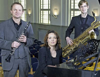 Kammermusik in Gengenbach mit Zeno Peters, Markus Treier und Ekaterina Danilova