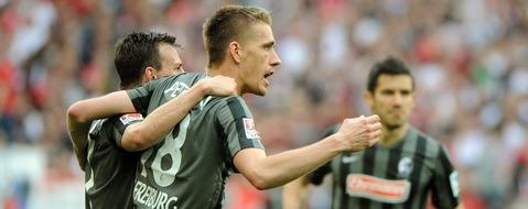 SC holt wichtigen Punkt gegen Stuttgart - Endstand 2:2